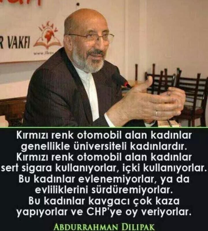 """""""Ve CHP'ye oy veriyorlar"""" süper valla... :)"""
