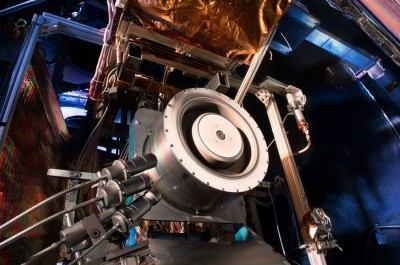 Nasa and Aerojet develop experimental solar electric propulsion ion engines to transport us to Mars