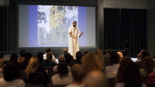 Sultan al-Qassemi: Arab artists are key amid censorship