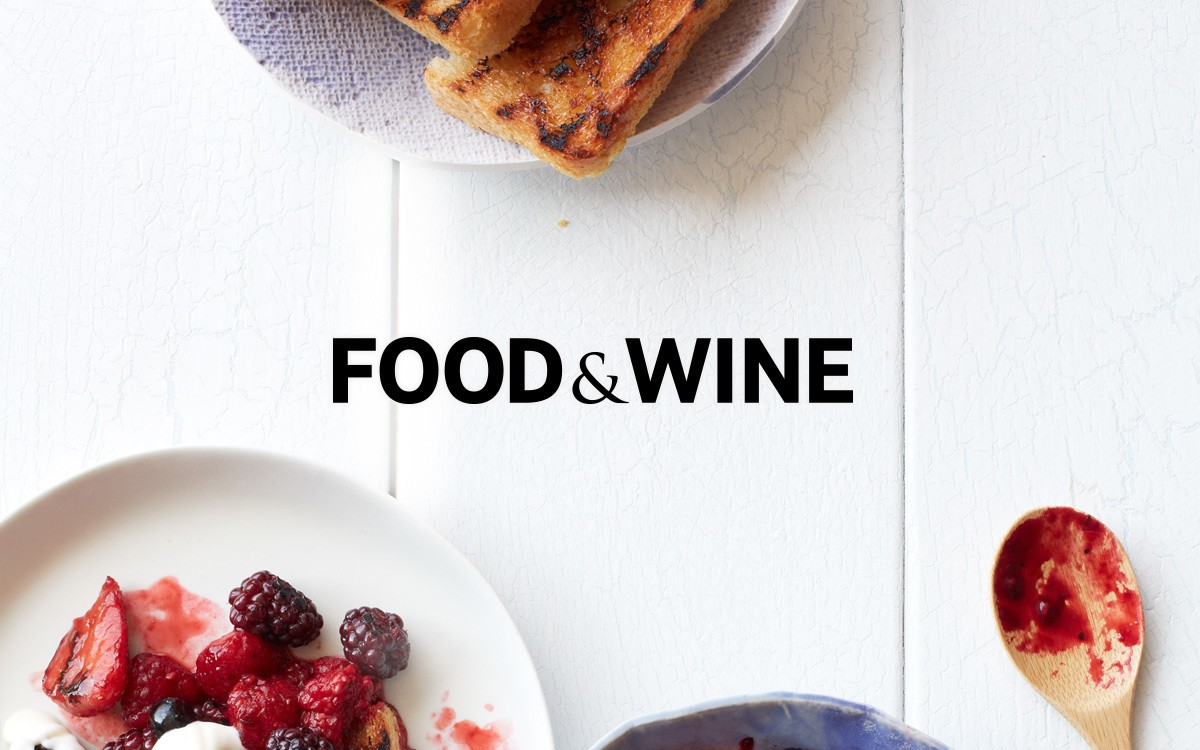 Now Serving: Food & Wine on Flipboard