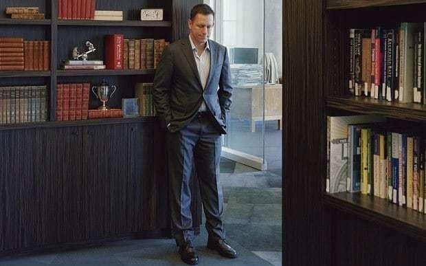Billionaire tech investor Peter Thiel invests in UK start-up Lystable