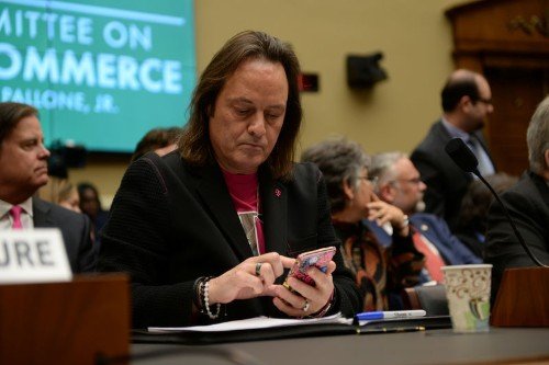 T-Mobile CEO Legere to step down next year