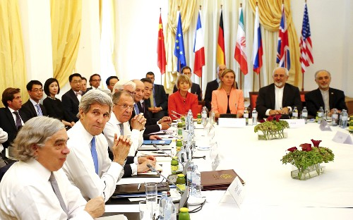 5 Topics For…Iran Nuclear Negotiations