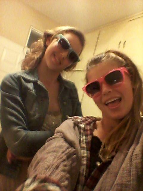 Selfies wit my big sis