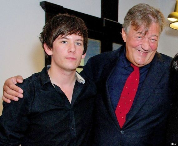 Stephen Fry To Marry His 27-Year-Old Partner Elliott Spencer