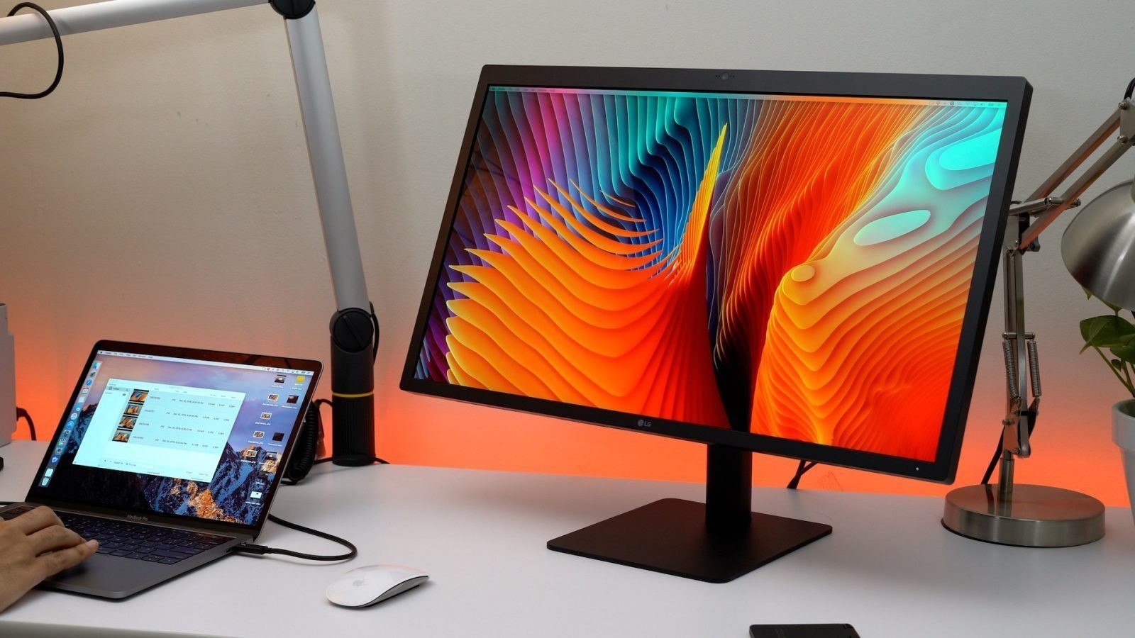 Hands-on: LG Apple-endorsed 5K Display – an UltraFine choice for MacBook Pro owners?