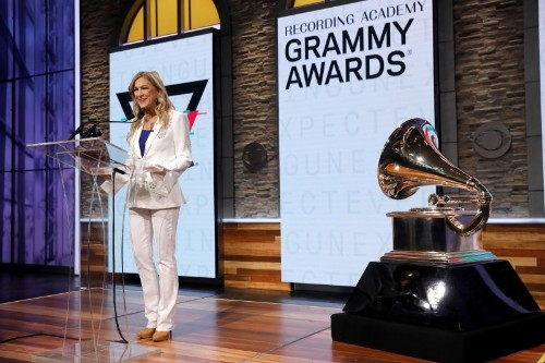 Grammy organisers deny claims award nominations are rigged