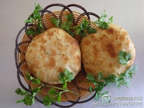 """""""凯凯宝宝2012""""的家乡味:烧饼"""
