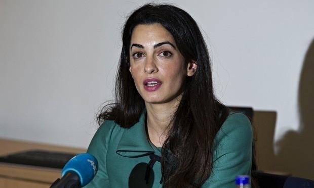 Egypt warns Amal Clooney she risks arrest over al-Jazeera three