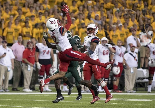 Upsets and Big Hits from College Football Week 1: Pictures