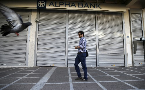 The Week in Review: Greek Debt Crisis Dominates