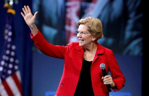 2020 hopeful Warren would quadruple school funding, crack down on charters