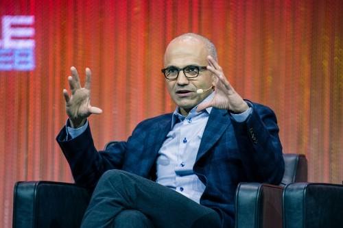 Is Microsoft's Nadella Looking Forwards Or Backwards?