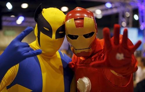 Hero Festival in Marseille: Pictures