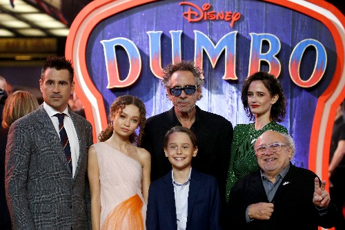 Bring a hankie - heartwarming 'Dumbo' movie may also bring tears