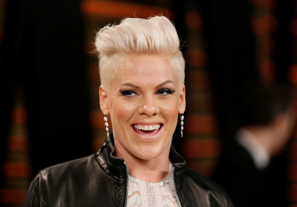 Singer Pink says she had coronavirus, pledges $1 million to relief efforts