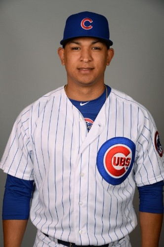 Cubs call up pitching prospect Alzolay