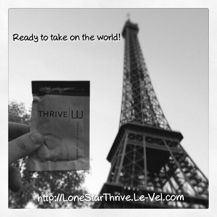 The THRIVE 8 Week Experience