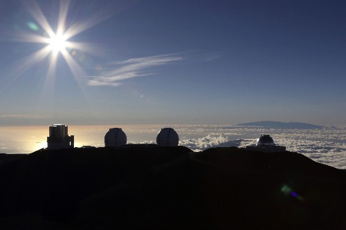 University: Losing Hawaii telescope risks billions in funds