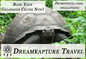 Dreamkapture Travel - Magazine cover
