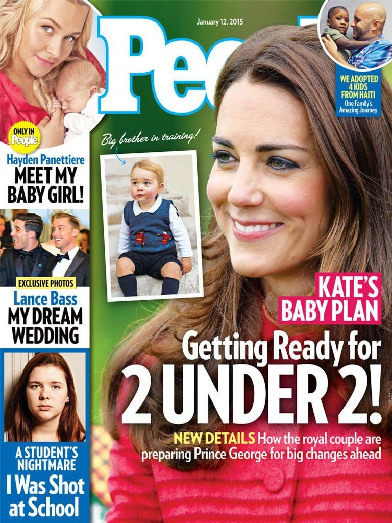 Inside Princess Kate's Plan for Juggling Two Kids Under 2
