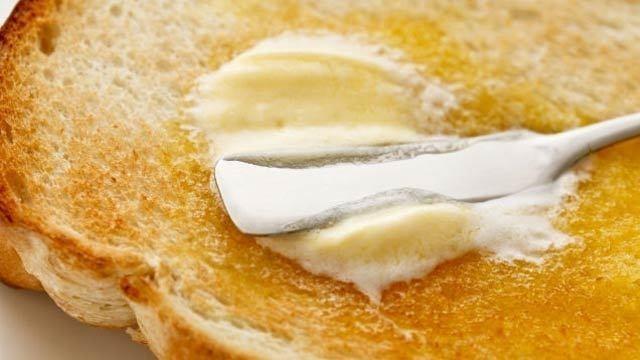 バターを冷蔵庫に入れるのもうやめなさい