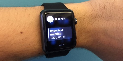 There are only three good apps for the Apple Watch