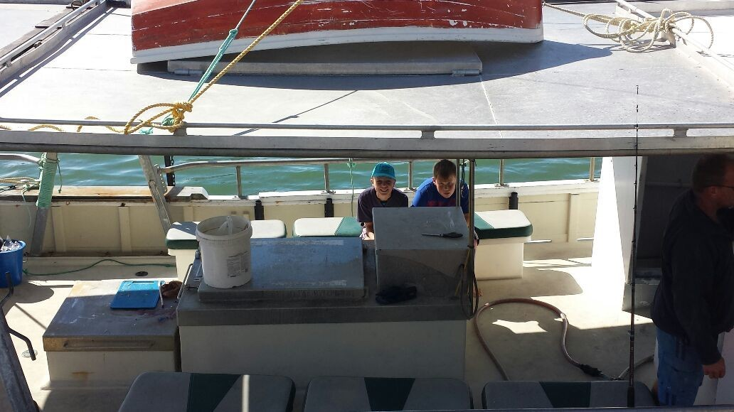 Emersons fishing trip