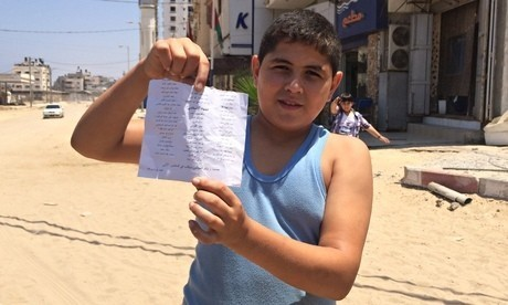 Truth and propaganda: the other two foes in Gaza's war