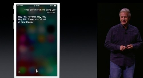 Siri is always listening. Are you OK with that?