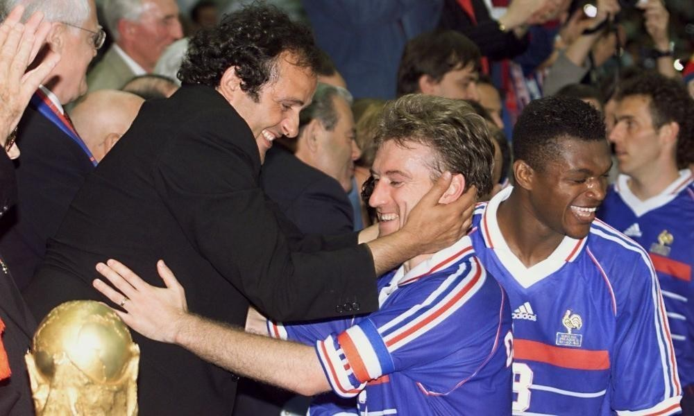 Didier Deschamps: 'In today's society an 18-year-old wants everything and they want it straightaway'