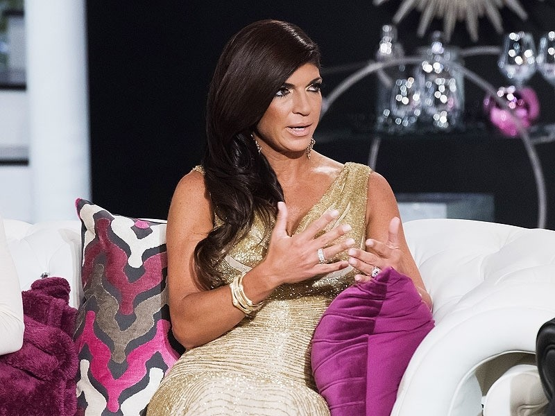 RHONJ: 'This Is My Last Reunion,' Says an Emotional Teresa Giudice