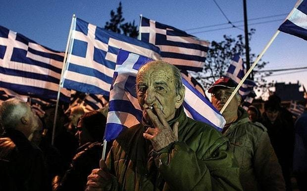 What is the Golden Dawn trial about?