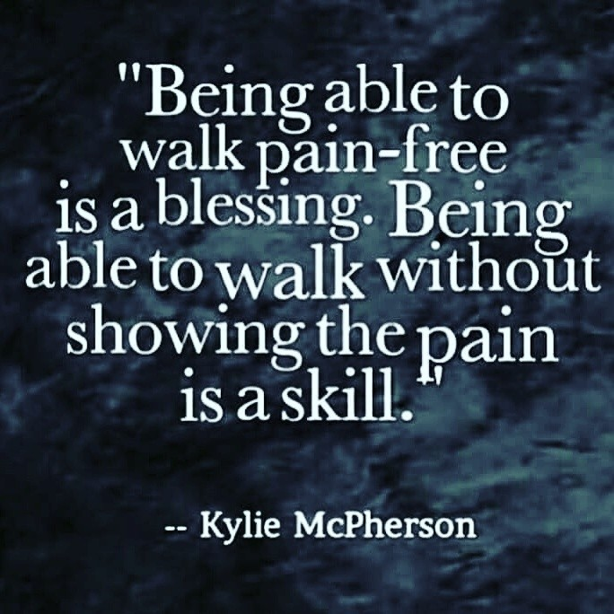 #chronicpain #chroniclife #spoonies #chronicillness #BackPain #neckpain #neuropathy #wednesdaywisdom