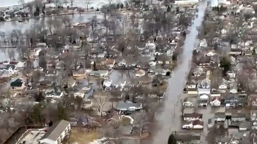 More flooding expected for devastated U.S. plains states