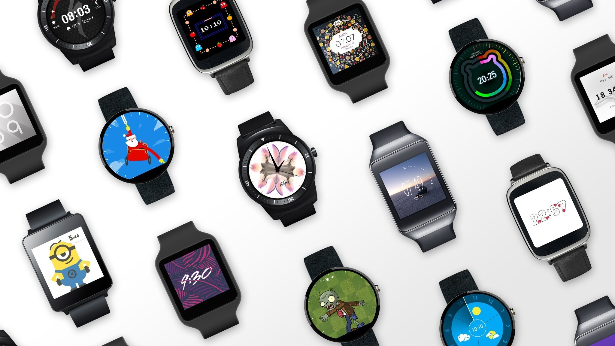 Report: Google preparing iOS app for Android Wear smartwatches