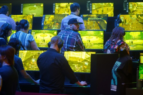 Gamescom 2019 in Pictures