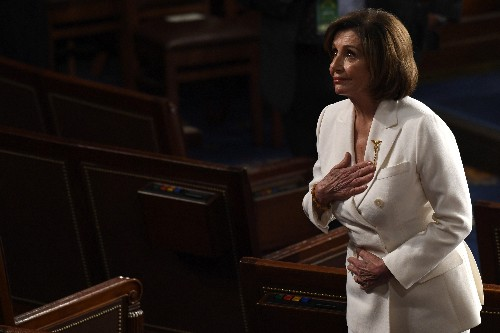 Impeachment done, Pelosi unburdens herself about Trump