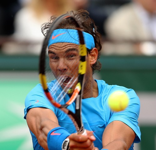 Day 3 at the French Open