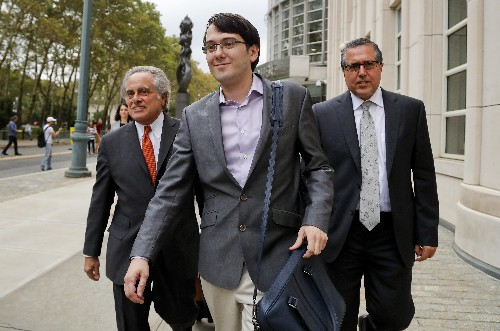 Court upholds 'Pharma Bro' Martin Shkreli's conviction