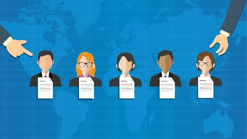 The history of innovation in recruitment technology and services