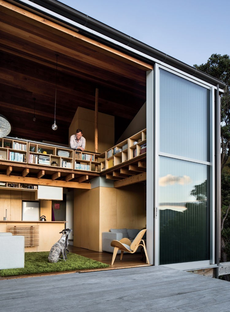 Articles about compact japanese inspired house enjoys majestic views on Dwell.com - Dwell