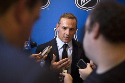 Report: Red Wings to hire Yzerman as GM