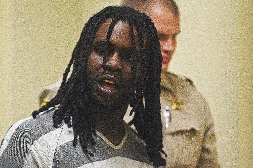 Rapper's motion for drug charge dismissal denied