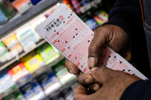 'I screamed' - Winner of third-largest U.S. lottery jackpot steps forward