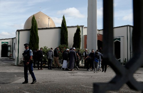 Australia blocks access to eight websites showing video of New Zealand mosque attacks