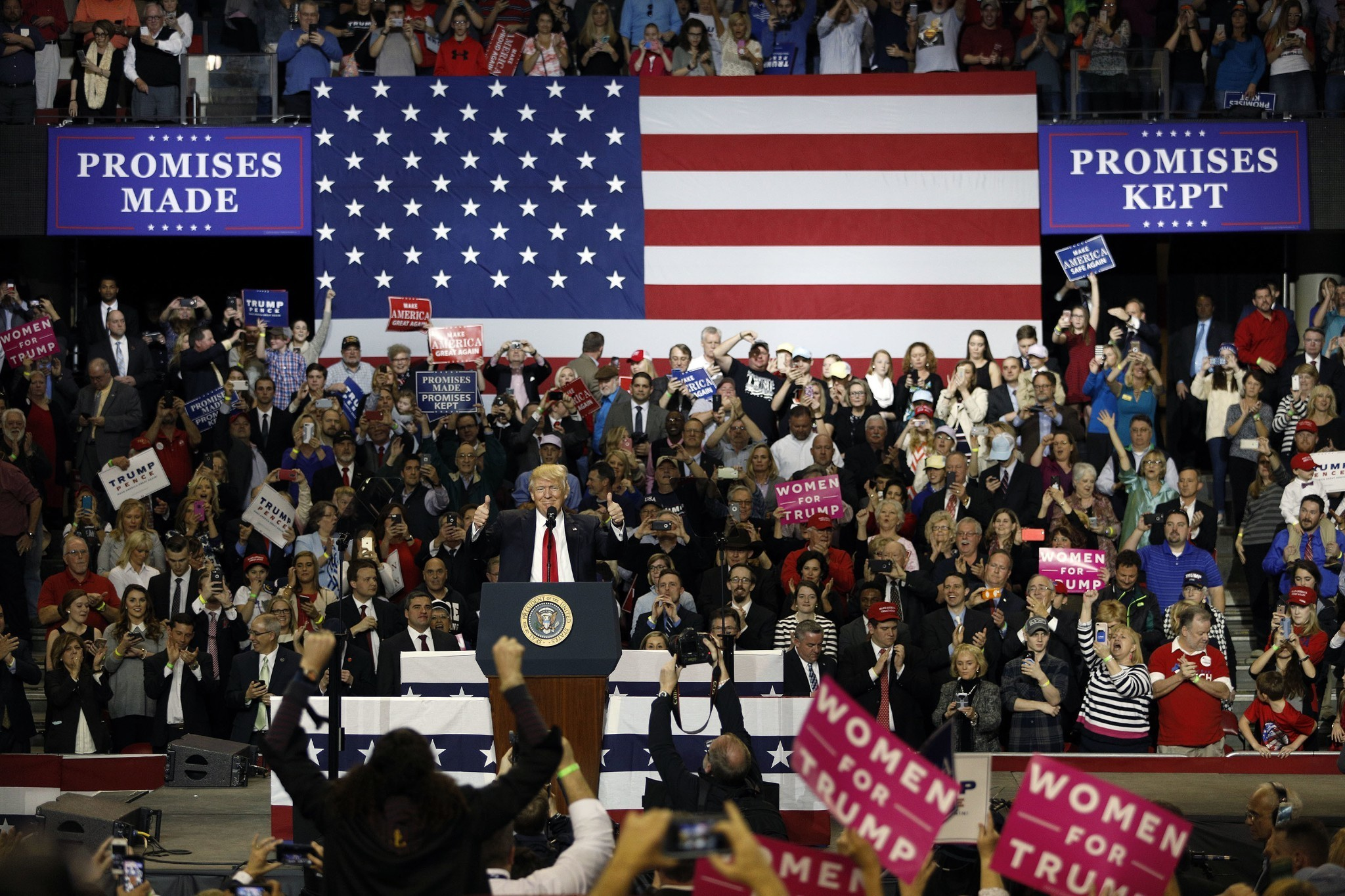 Why Trump's populist appeal is about culture, not the economy