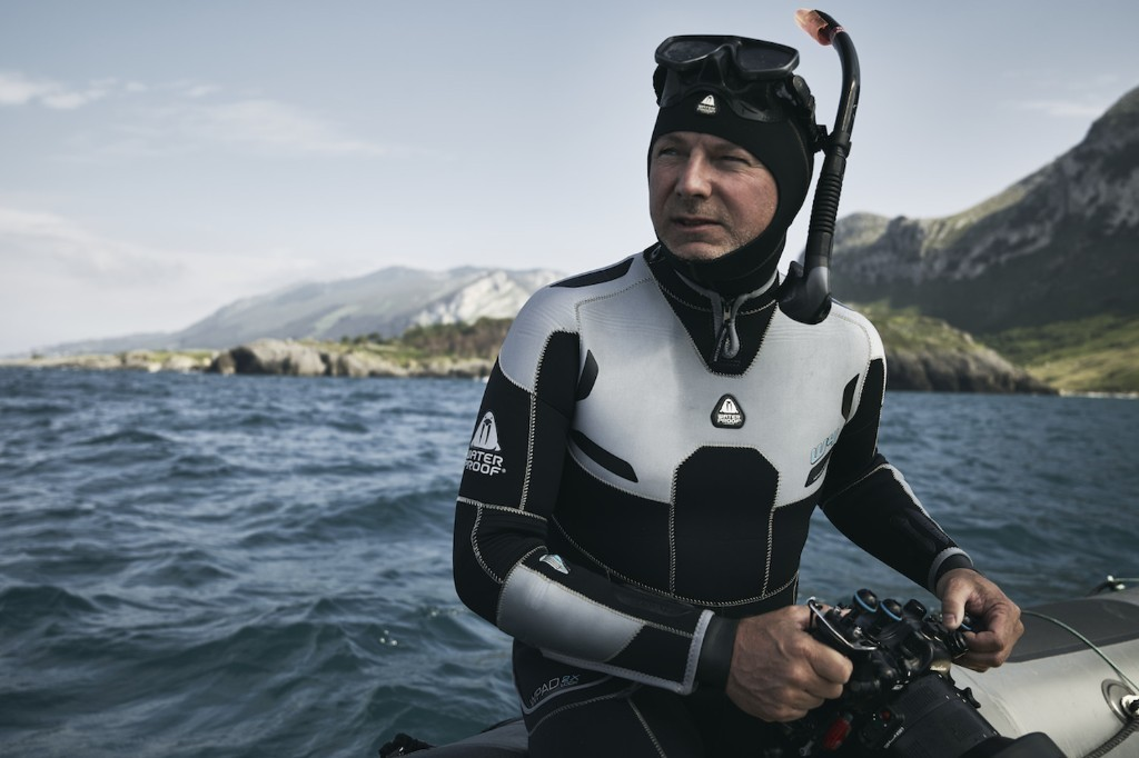 Meet a traveller: Göran Ehlmé, underwater photographer