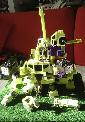 Lego Transformers Jouets Figurines Toys Movies past & futur cover image