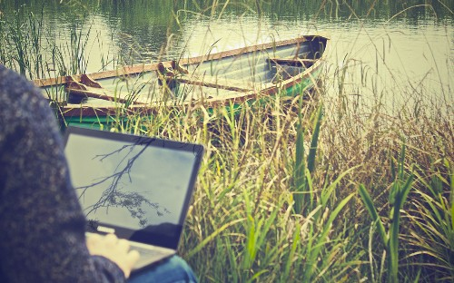 6 Magazines on How to Be a Digital Nomad